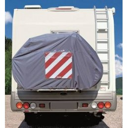 Bicycle cover for 2-3 wheels