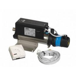 Elektriküte 2100W, pump 230V