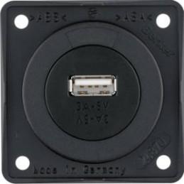 Box USB anthracite matt