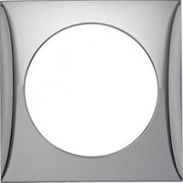 Frame, chrome glossy
