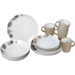 Tableware Pepita, non-slip,...