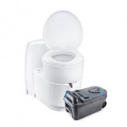 Kassett -tualett Thetford...