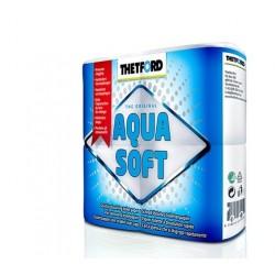 Aqua Soft tualettpaber 4 rulli