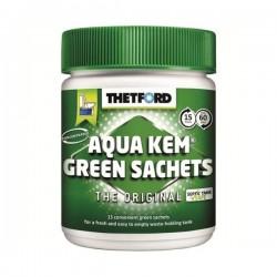 Aqua Kem Green sachets 15...
