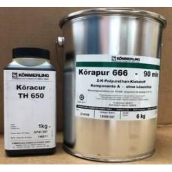 Tin adhesive Körapur 666,...